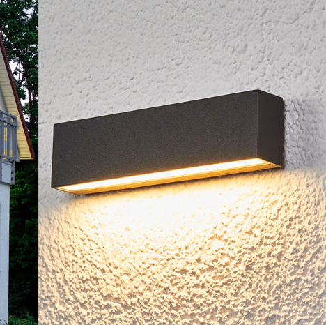 Aplique LED para ext manomano