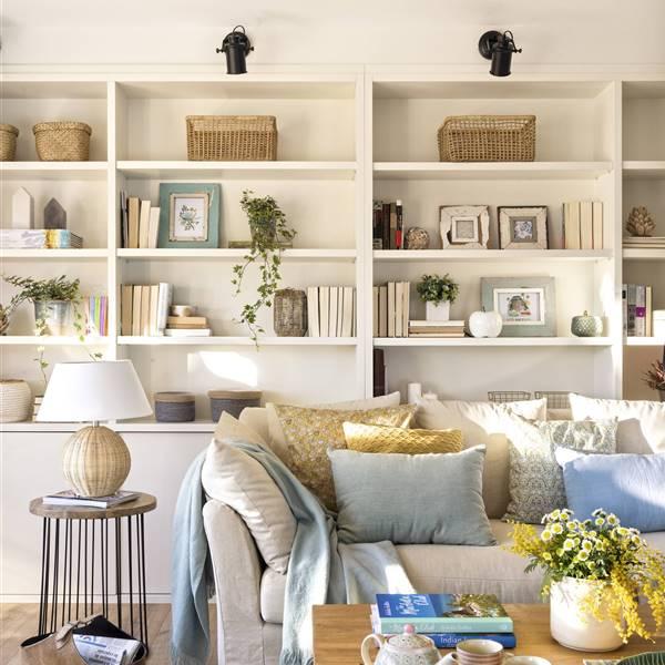 Estanterías: cuál es mejor para cada espacio y cómo decorarlas