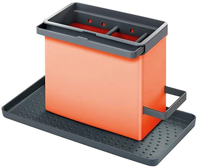 Metaltex en color naranja de Amazon