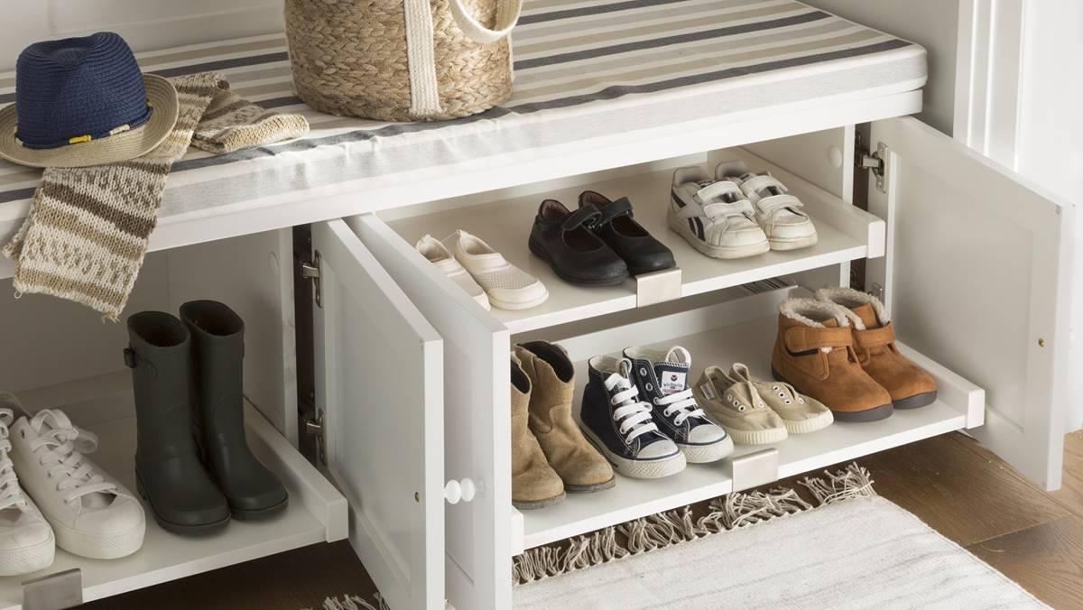Zapateros de ManoMano para mantener tu calzado y recibidor en orden