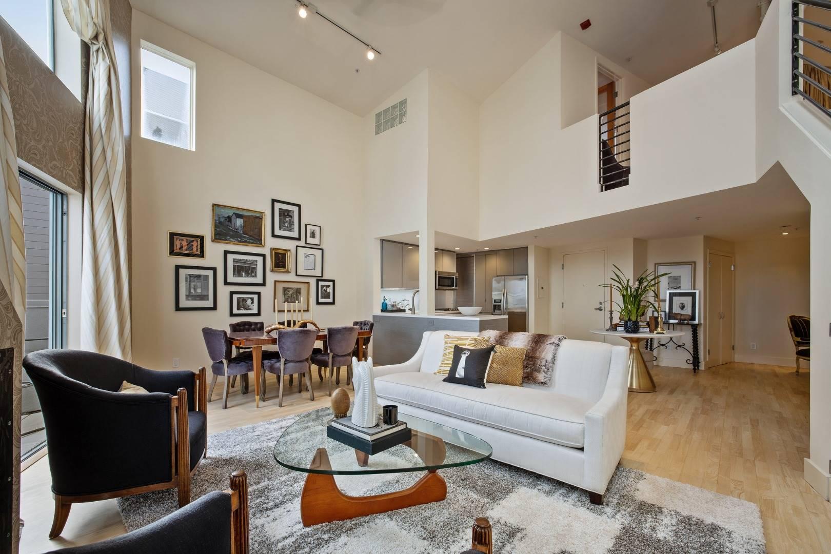 Kamala Harris vende su loft de San Francisco