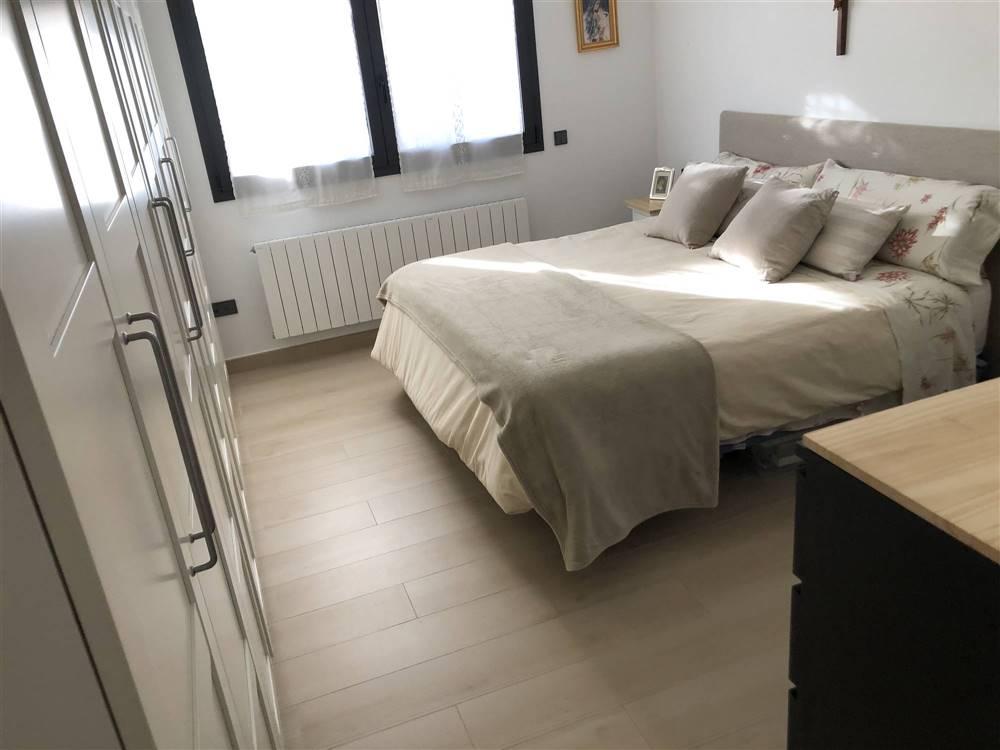Dormitorio de Nuria