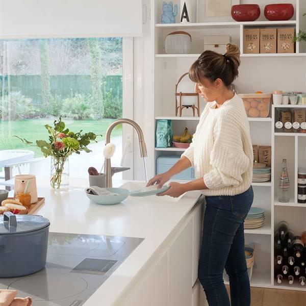 4 pequeños hábitos de orden y limpieza imprescindibles