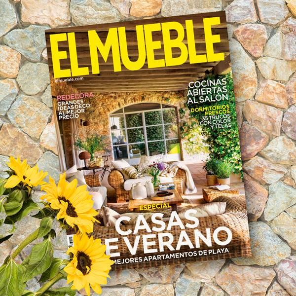 Revista El Mueble agosto: inspírate con sus casas de verano