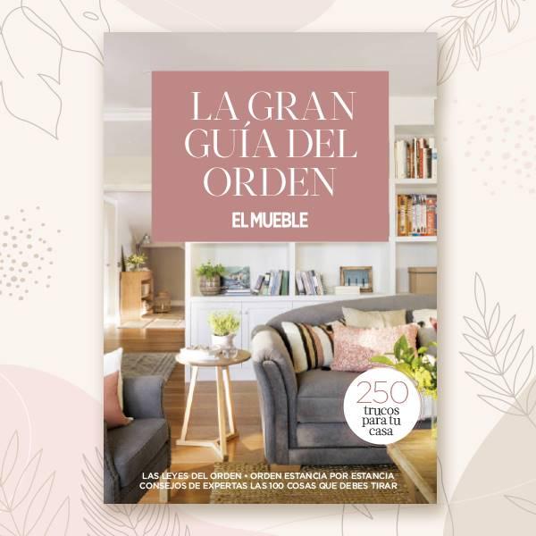 Ebook 'La gran guía del orden' de El Mueble
