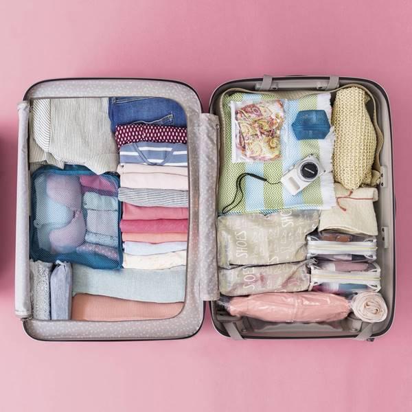 Los mejores trucos para hacer una maleta perfecta