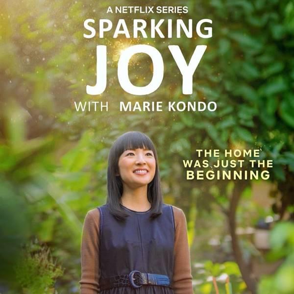 Marie Kondo vuelve a Netflix con el programa