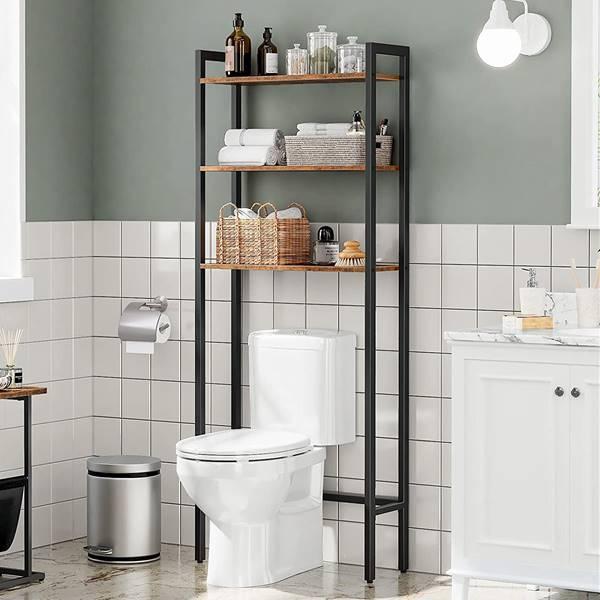 La solución de Amazon para aprovechar el espacio en baños pequeños